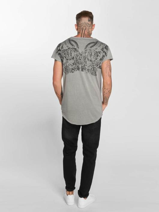 trueprodigy T-Shirt Maori Culture grau