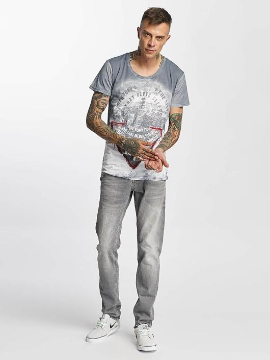 trueprodigy T-shirt NYC grigio