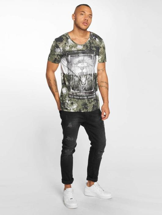 trueprodigy t-shirt Lion khaki