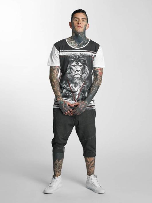 trueprodigy T-Shirt Lionhead weiß