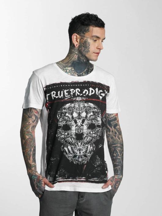 trueprodigy T-Shirt Newborn weiß
