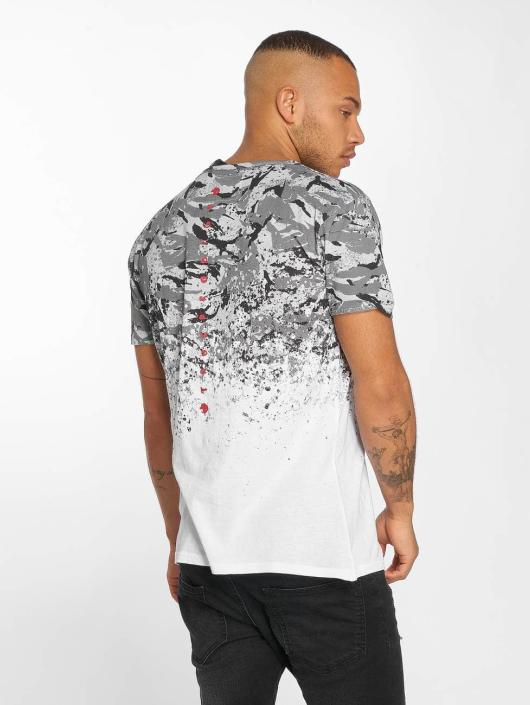 trueprodigy T-Shirt Camou weiß