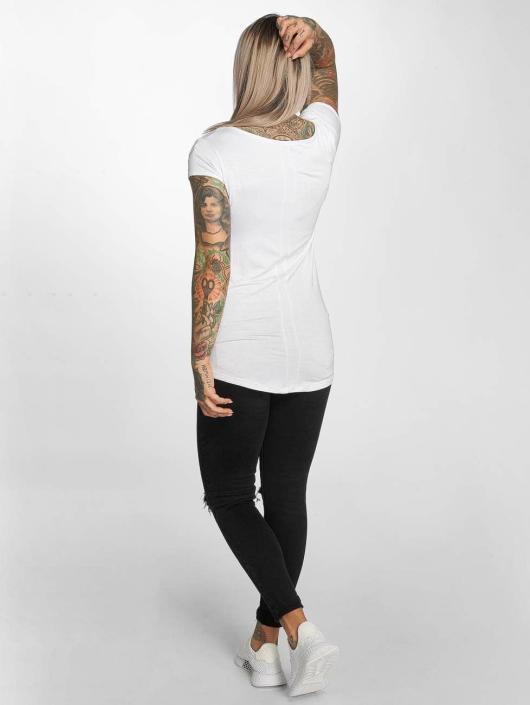 trueprodigy T-Shirt Hermine weiß