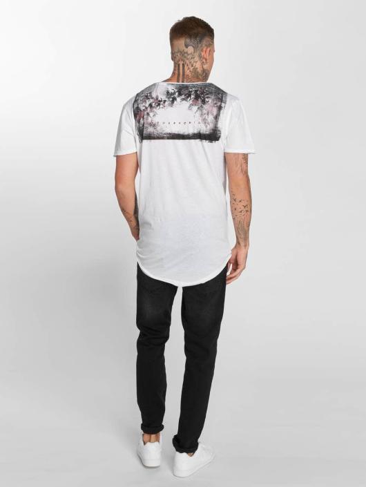 trueprodigy T-Shirt True Skull weiß