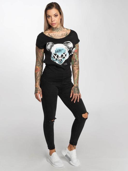 trueprodigy t-shirt Boo! zwart
