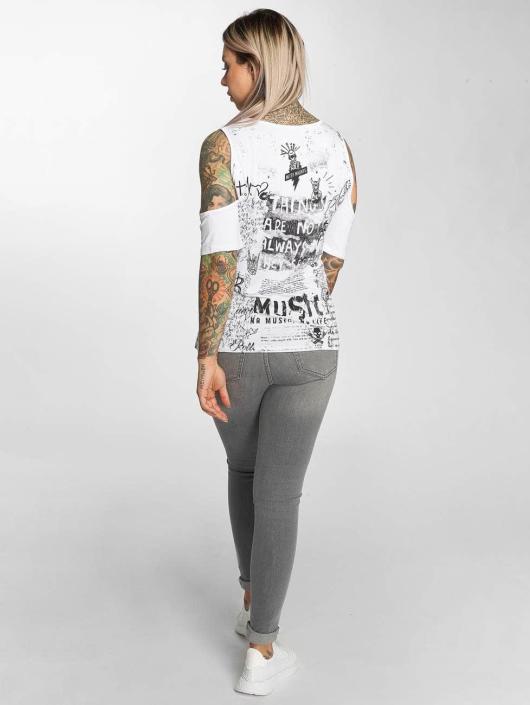 trueprodigy T-Shirty Kristin bialy