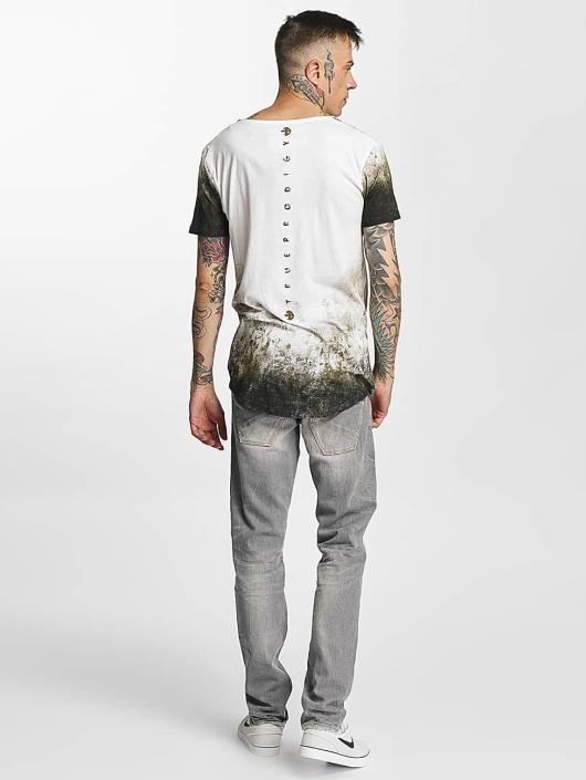 trueprodigy T-Shirty Chains szary