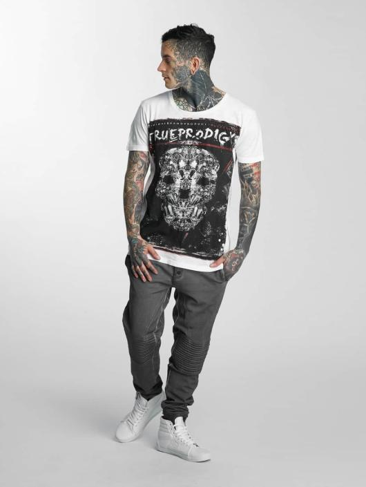 trueprodigy T-skjorter Newborn hvit