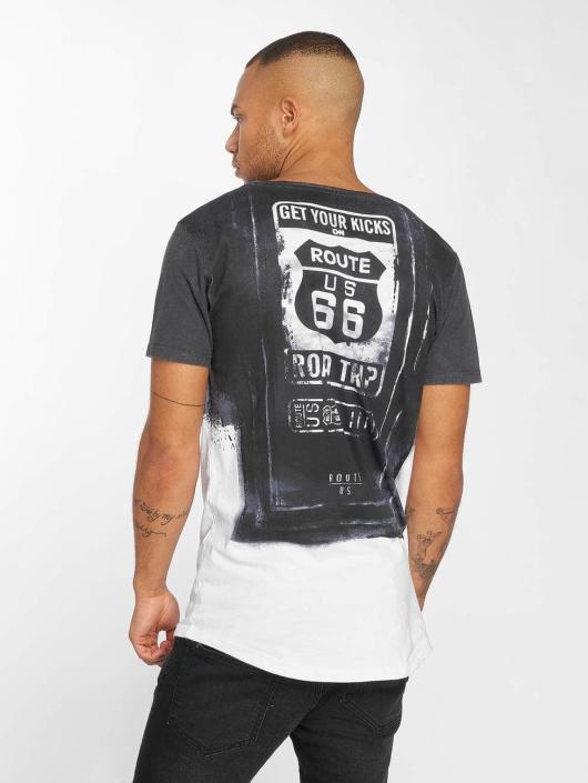 trueprodigy T-skjorter Road Trip hvit