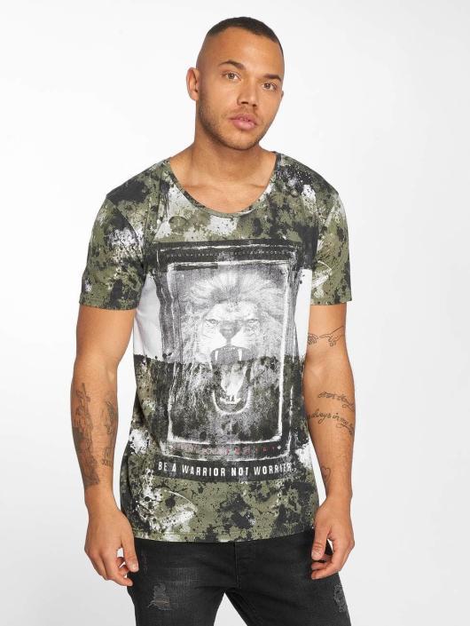 trueprodigy T-skjorter Lion khaki