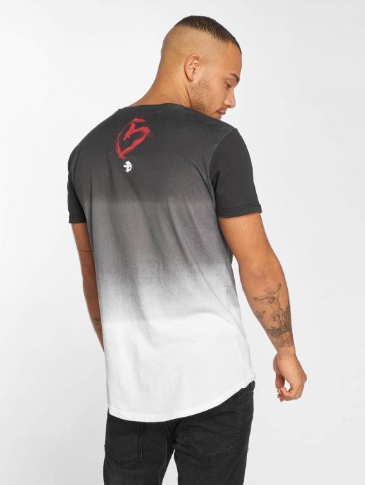 trueprodigy T-skjorter Angry Wolf svart