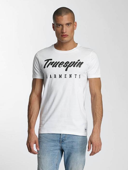 TrueSpin Футболка 7 белый