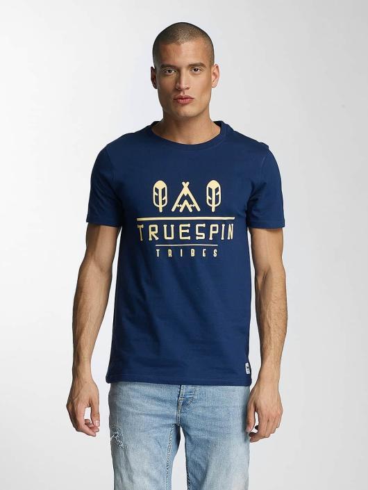 TrueSpin Футболка 8 синий