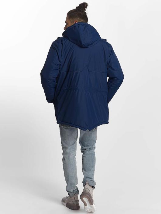Homme Hiver 443284 Manteau Fishtail Truespin Bleu l1FKcTJ3