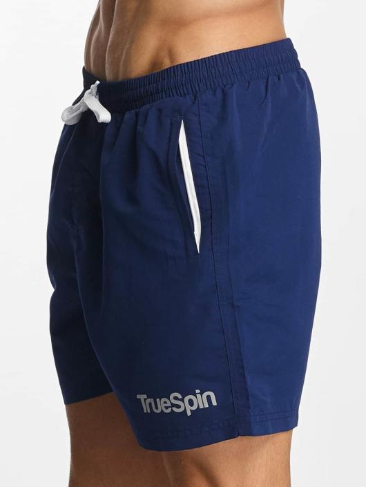 TrueSpin Short de bain Swim bleu