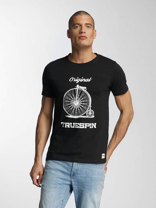 TrueSpin T-paidat 6 musta