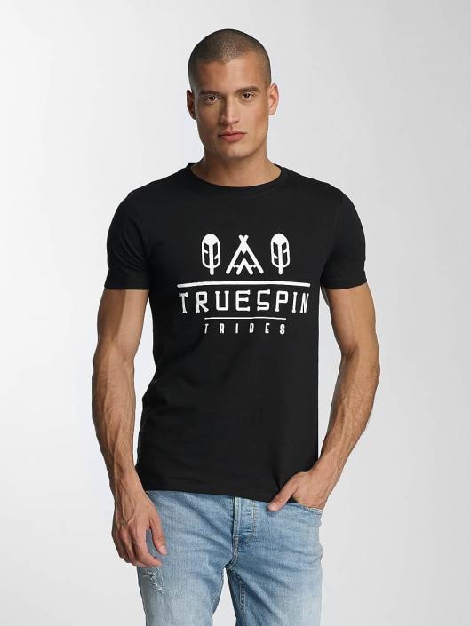 TrueSpin T-paidat 8 musta