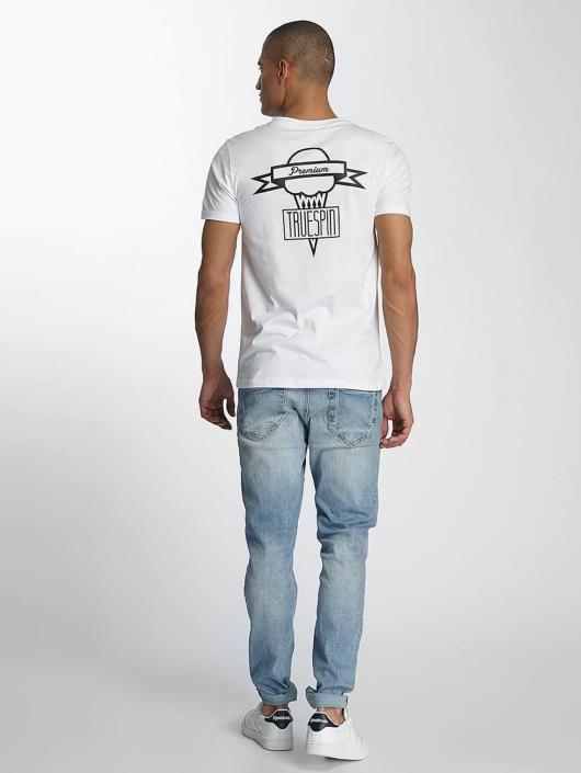 TrueSpin T-paidat 4 valkoinen