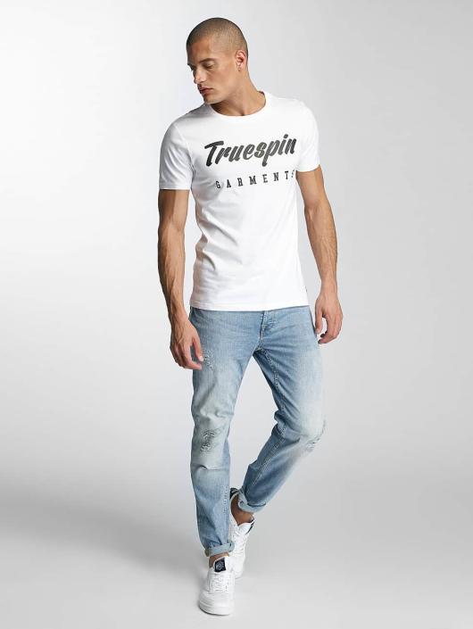 TrueSpin T-Shirt 7 white