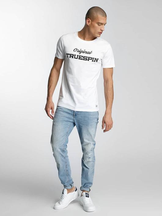 TrueSpin T-Shirty 3 bialy