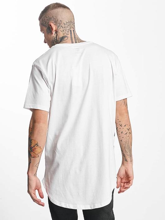 Tuffskull t-shirt BIGSKULL Long wit
