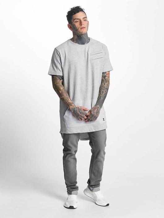 Tuffskull T-skjorter Heavy grå