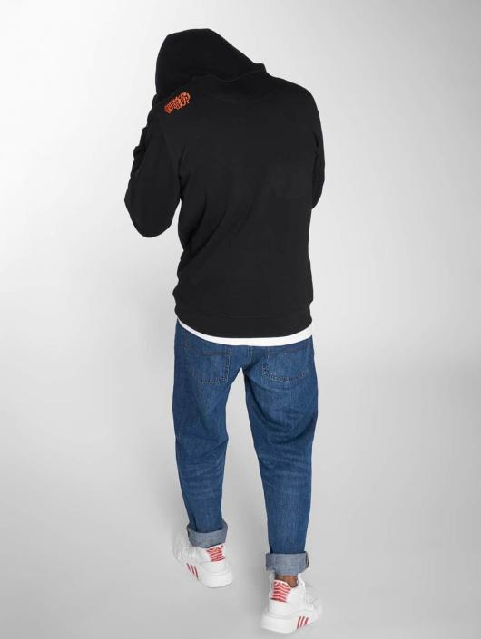 TurnUP Bluzy z kapturem Smever czarny