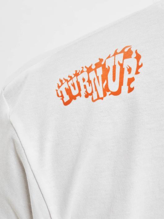 TurnUP T-paidat Whatever valkoinen