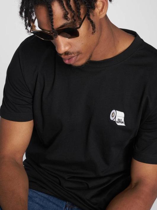TurnUP T-Shirt Happens noir