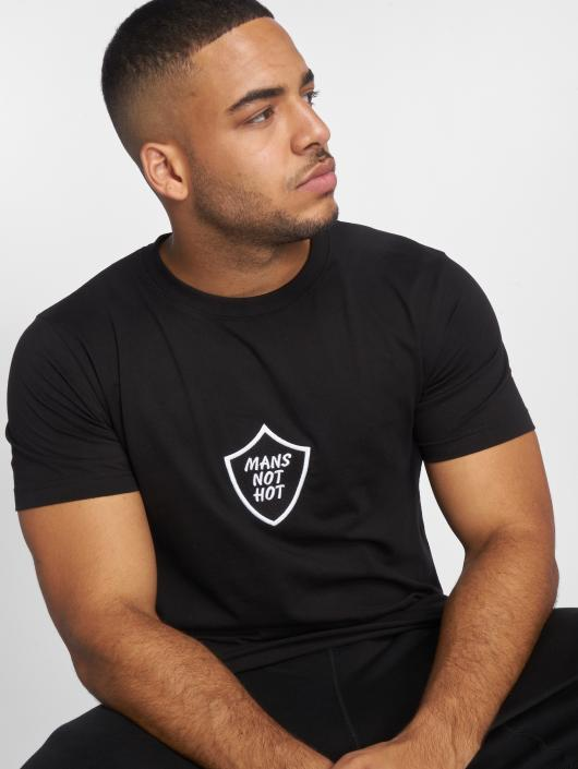 TurnUP T-Shirt Not Hot noir