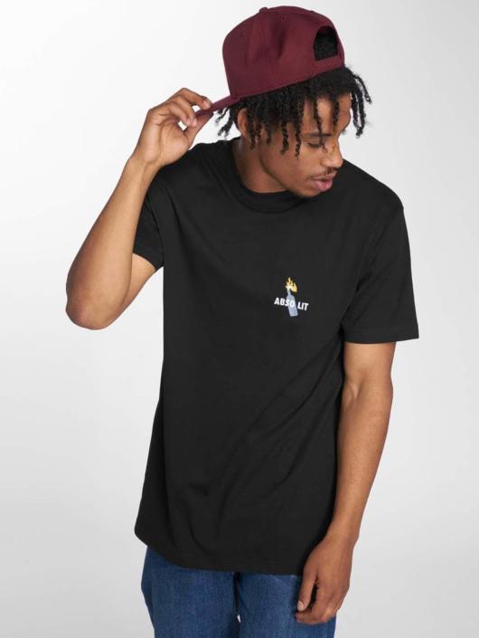 TurnUP T-Shirty  czarny