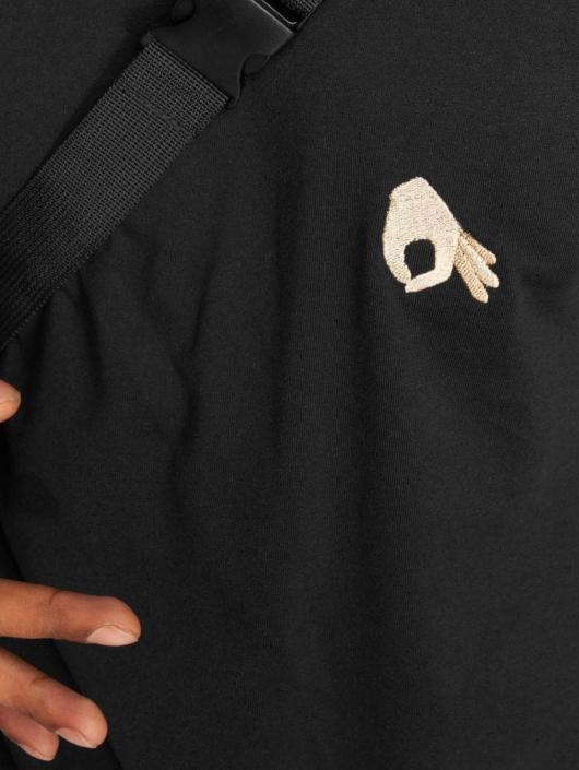 TurnUP T-Shirty Neigschaut czarny