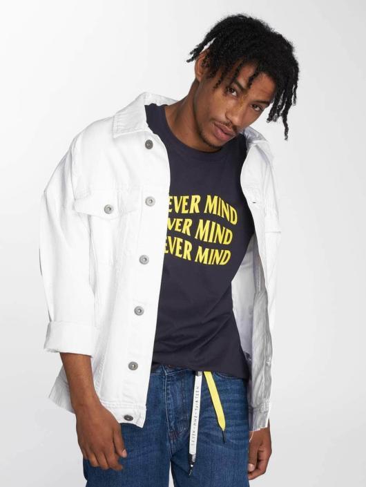 TurnUP T-skjorter Never blå