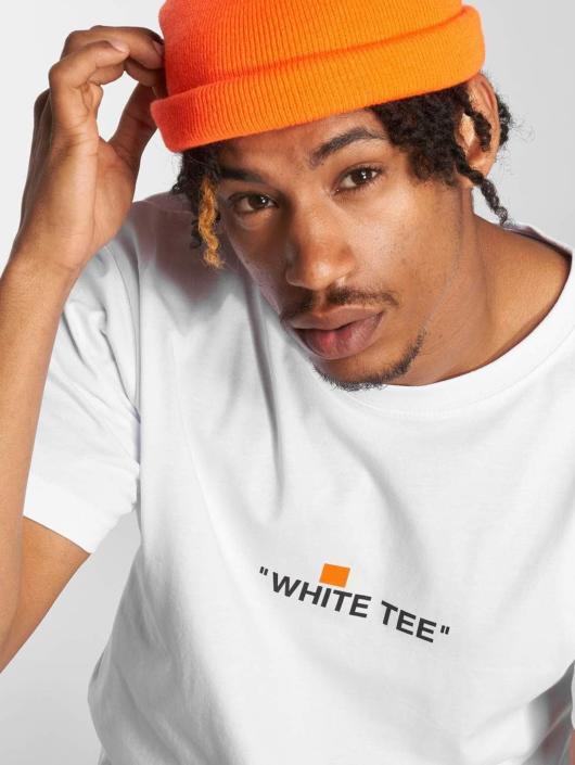 TurnUP Tričká White biela