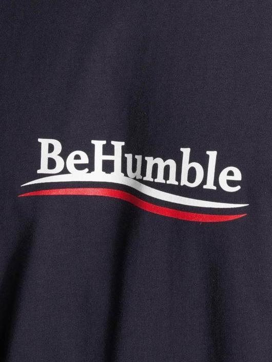 TurnUP Tričká Humble modrá