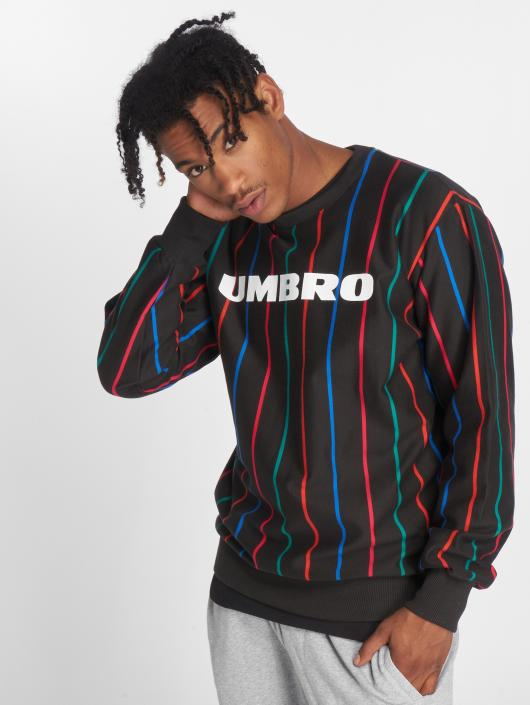 Umbro Swetry Malone Pin Stripe czarny