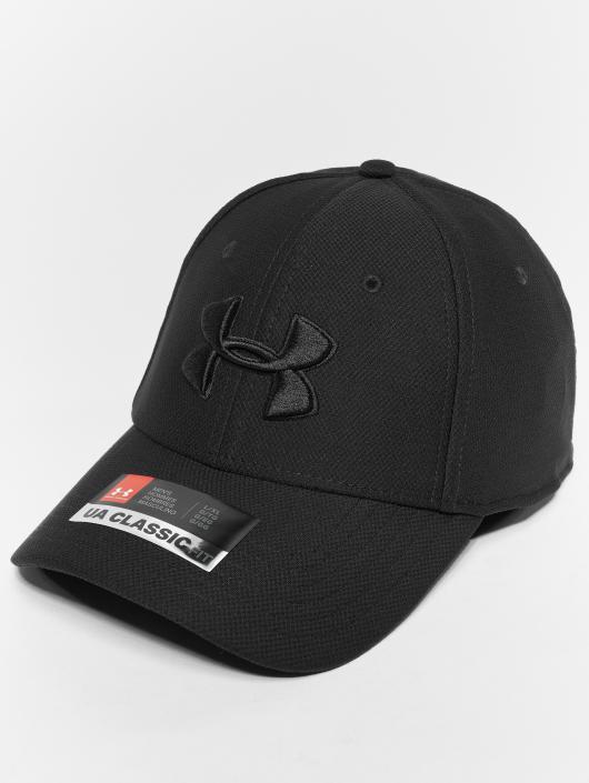 Under Armour Cap   Flexfitted Cap Men s Blitzing 30 Cap in zwart 526103 72f3022b902f