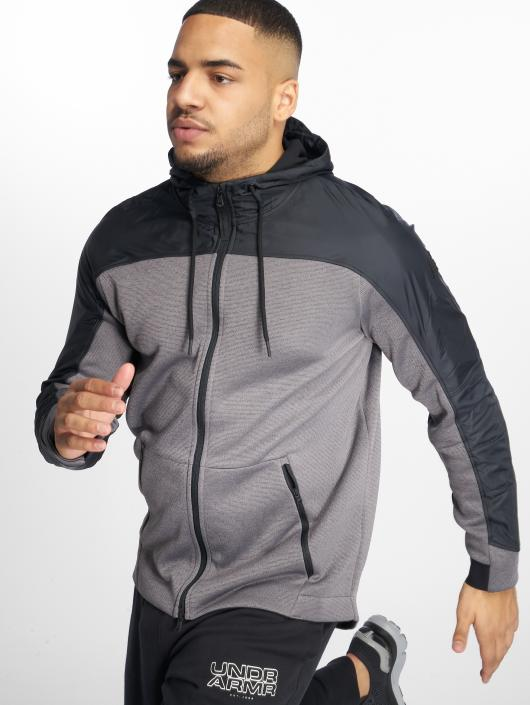Under Armour Functional Jackets Unstoppable Coldgear gray