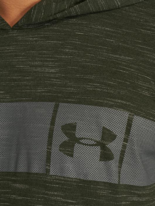 Under Armour Hoody Sportstyle Core groen