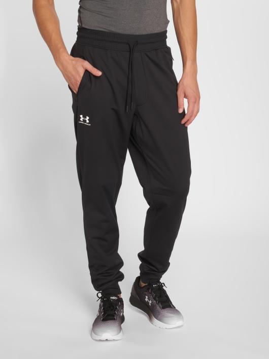 Under Armour joggingbroek Sportstyle zwart