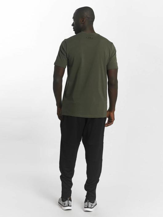 Under Armour joggingbroek Tech Terry Tapered zwart
