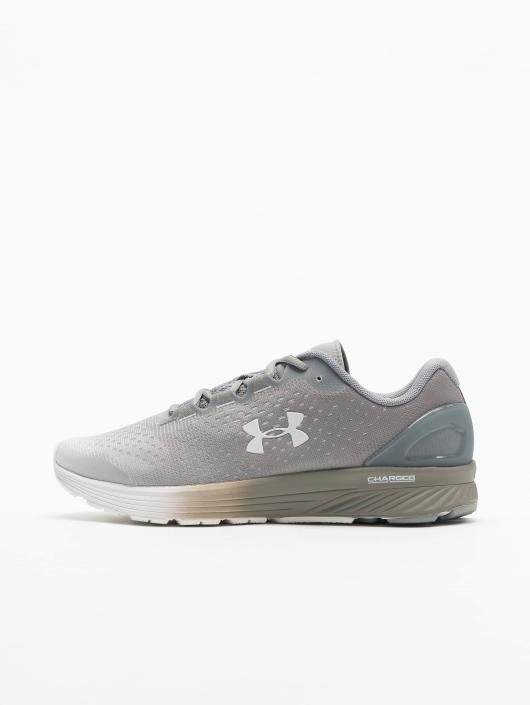 quality design b679d cc590 Under Armour Ua Charged Bandit 4 Sneakers Steel White White
