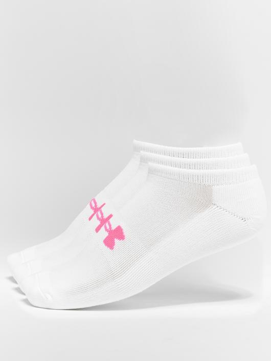 Under Armour Socks Athletic Solo white