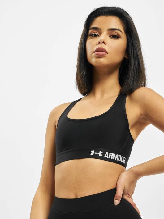 Under Armour Sport BH Crossback schwarz