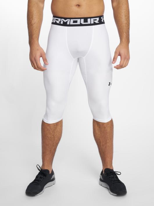 Under Armour Sportleggings Ua Baseline Knee Tight hvit