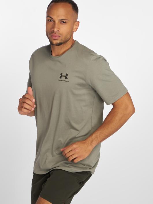 Under Armour Sportshirts Sportstyle zielony