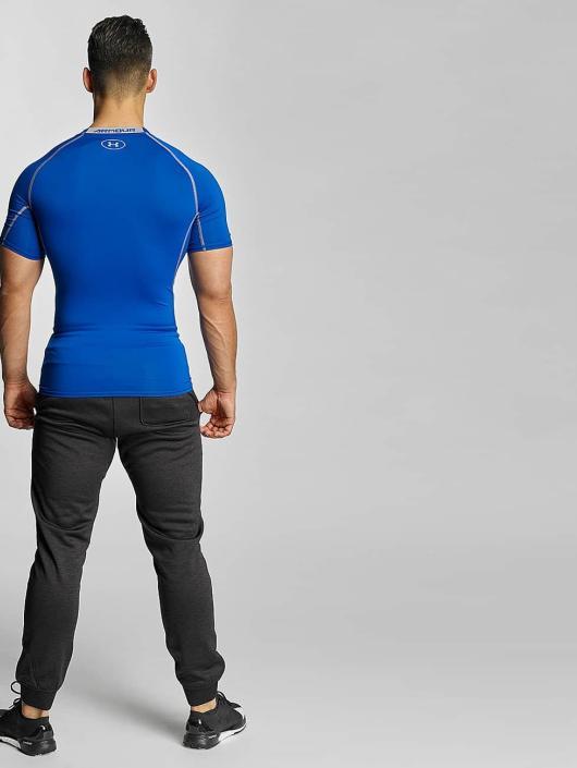 Under Armour T-Shirt Under Armour Heatgear Compression blau