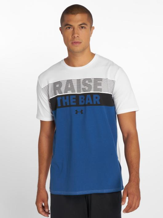 Under Armour t-shirt Raise the Bar wit