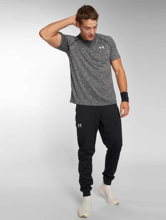 Under Armour t-shirt Tech zwart