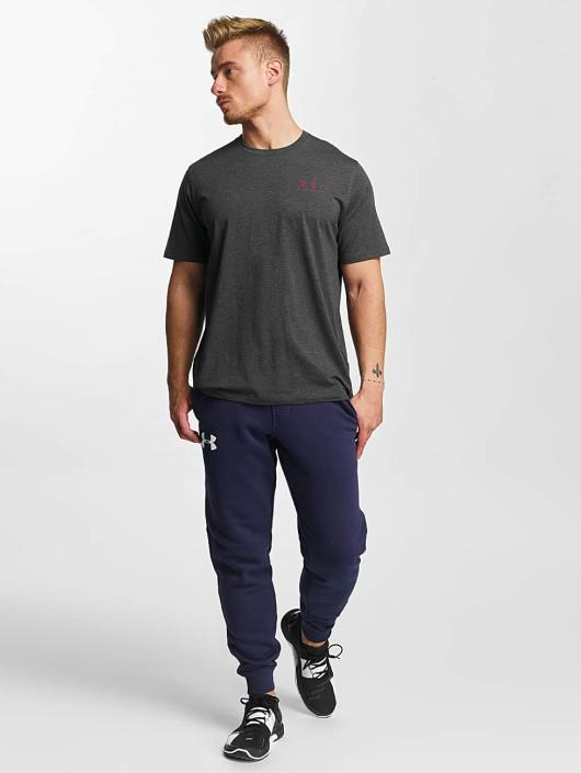 Under Armour T-skjorter Charged svart